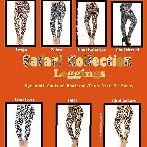 Sassy Safari Leggings