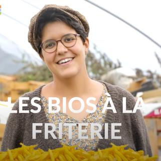 Mouna Tajjedine : Agriculture biologique