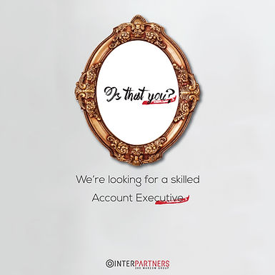 Wanted: Account Executive, Interpartners