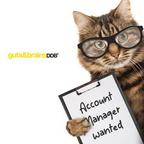 Wanted: Account Manager, guts & brains DDB
