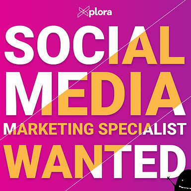 Търси се: Junior Social Media Marketing Specialist, Xplora
