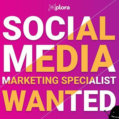 Търси се: Junior Social Media Marketing Specialist, Xplora
