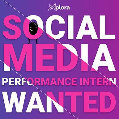 Търси се: Social Media Performance Intern, Xplora