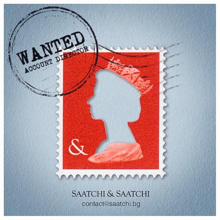 Търси се: Account Director, Saatchi & Saatchi Sofia