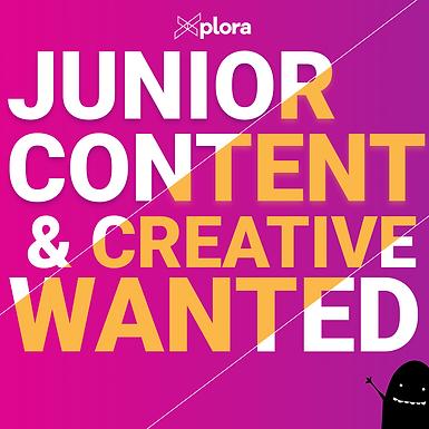 Търси се: Junior Content Marketing & Creative Specialist, Xplora