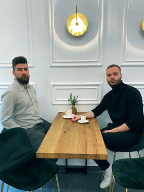 Ivan Totev & Dimitar S. Stefanov: If you find the right person, things just turn out right