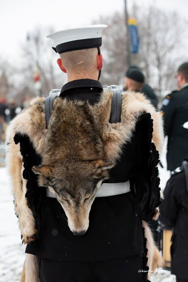 Vindictive Wolf Remembrance 2018
