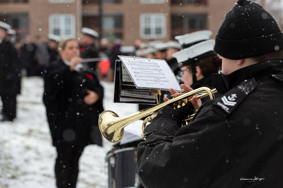 Remembrance Day 2018 Trumpet