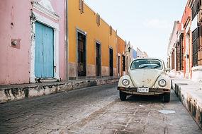 campeche city , ville de campeche, ciudad de campeche