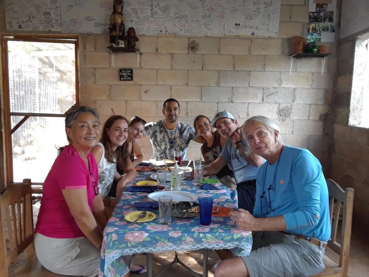 Share a Mayan Meal