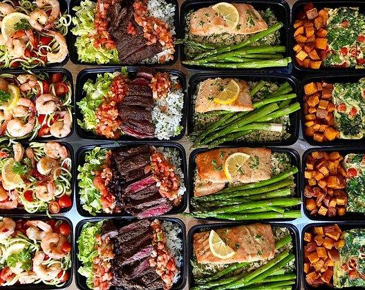 Super Gains Power Meals
