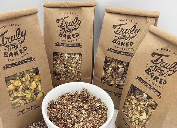 Truly Baked Granola