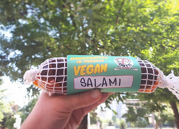 Sausage Party - Vegan Salami