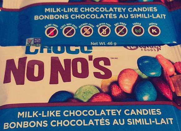 No Whey! Choco No No's