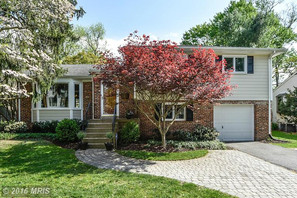 SOLD- 3402 KENILWORTH DRWY, CHEVYCHASE, MD 20815