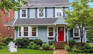 SOLD- 7023 SUMMIT AVENUE, CHEVY CHASE, MD 20815
