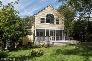 SOLD- 8807 WALNUT HILL ROAD, CHEVY CHASE, MD 20815