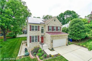 SOLD- 8808 WALNUT HILL ROAD, CHEVY CHASE, MD 20815