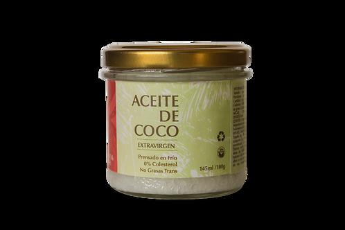 Aceite de Coco Extravirgen 145ml/100g