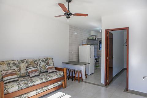 Sala do Flat