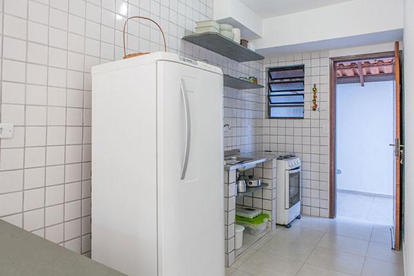 Cozinha do Flat
