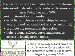 Join our team: Minutemen Farmers Cooperative