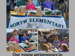 Growing the Next Generation: Lessons from North's Garden Based Learning Workshop