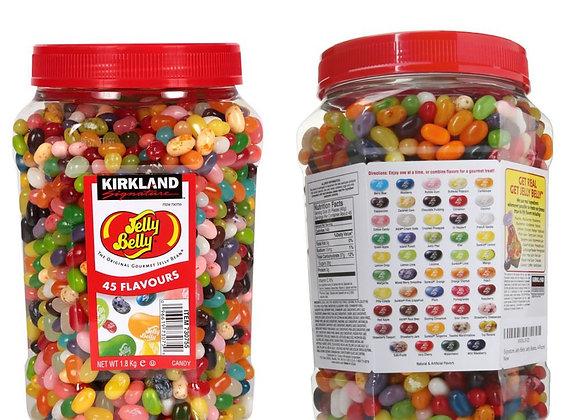 Free Jelly Belly Jar