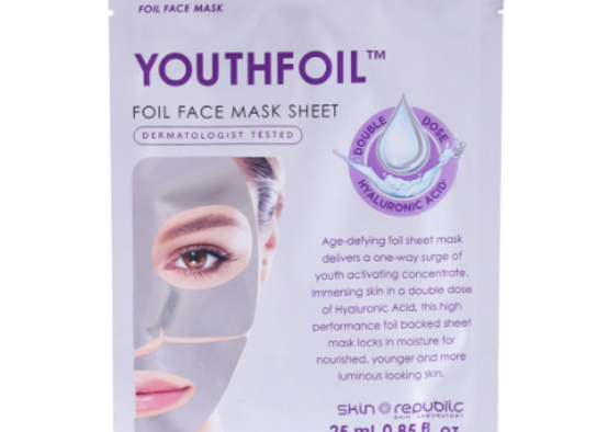 Free Youthfoil Mask