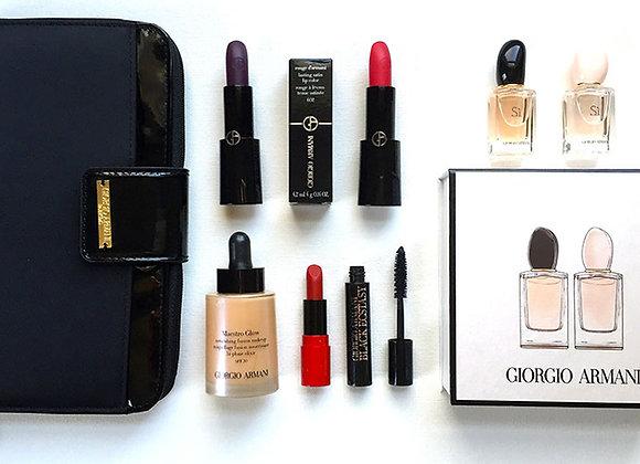Free Giorgio Armani Beauty Set