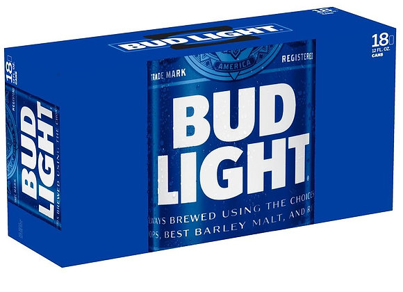 Free Bud Light Beer Case