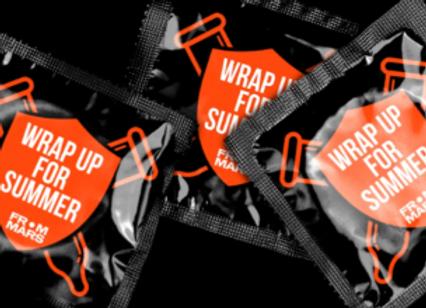 Free Wrap Up Condoms