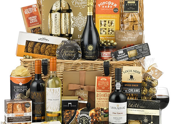 Free Luxury Christmas Hamper
