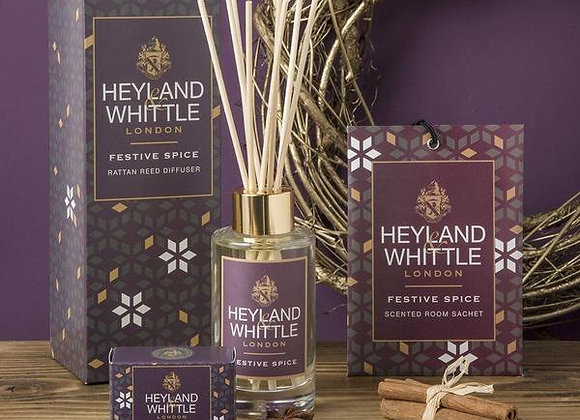 Free Heyland & Whittle Hampers