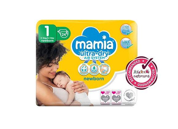 Free Mamia Nappies