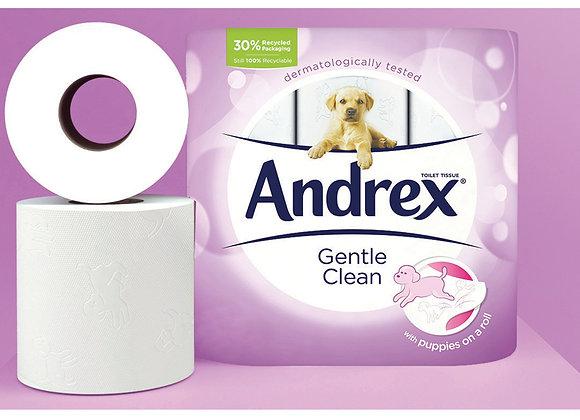 Free Andrex® Toilet Tissue