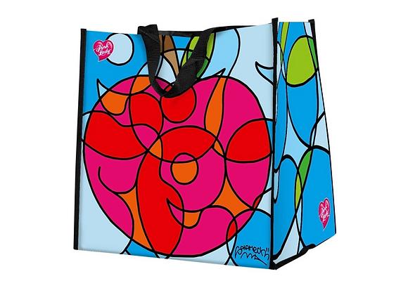 Free Pink Lady Shopping Bag