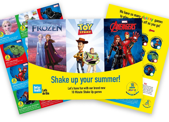 Free Disney Activity Pack