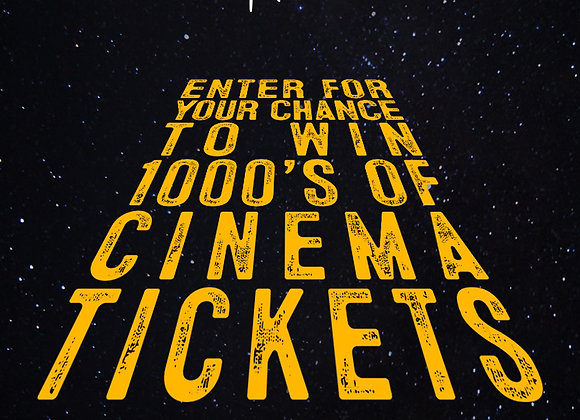 Free Cineworld Ticket
