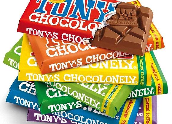 Free TONY'S Chocolate