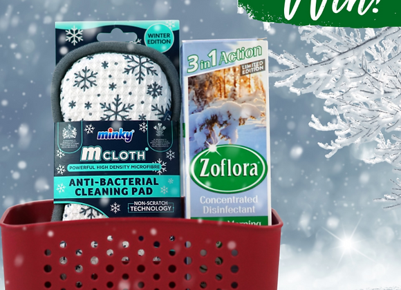 Free Zoflora Christmas Set