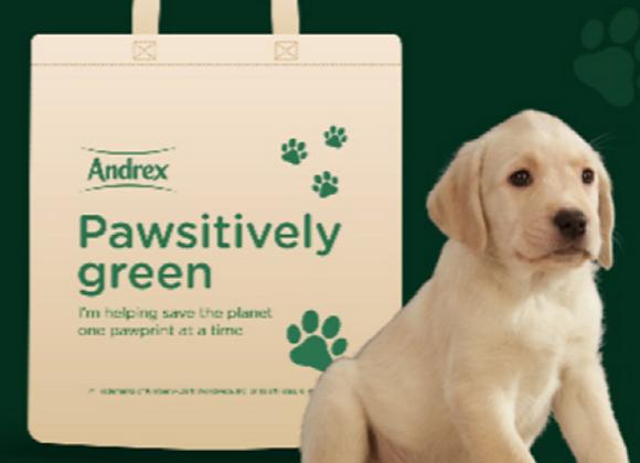Free Andrex Eco Bag
