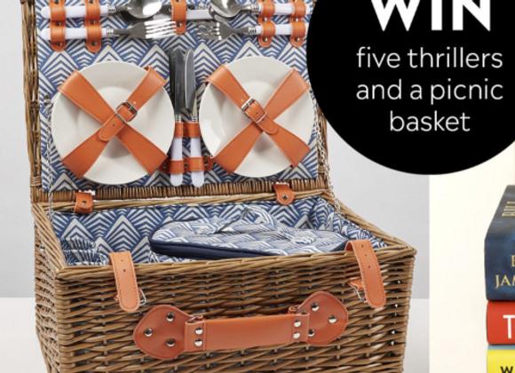 Free Picnic Basket