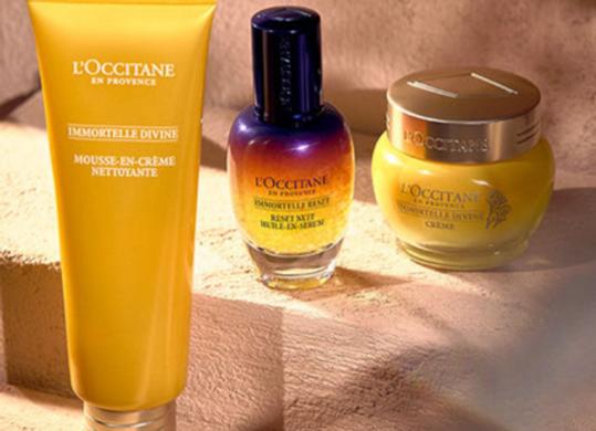 Free L'OCCITANE Skincare Set