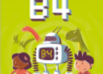 Free Robot Called B4 Book