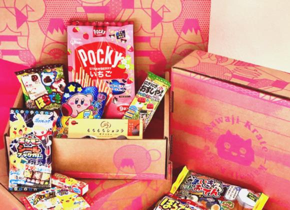 Free Kawaji Krate Japanese Box