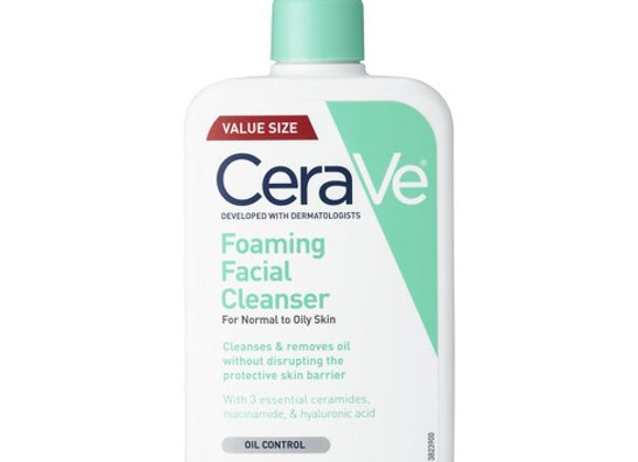 Free CeraVe ​Foaming Cleanser