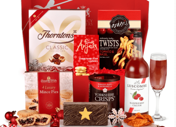 Free Festive Collection Gift Hamper