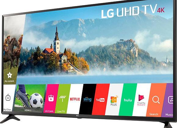 Free 4K Smart TV