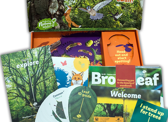 Free Wildlife Wallchart & Stickers